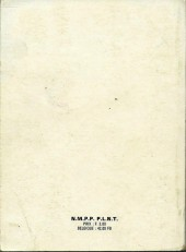Verso de Nevada (LUG) -Rec32- Album N°32 (du n°251 au n°258)