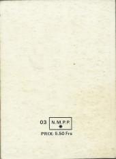 Verso de Nevada (LUG) -Rec53- Album n°53 (du n°343 au n°346)