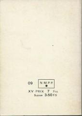 Verso de Nevada (LUG) -Rec63- Album N°63 (du n°383 au n°386)
