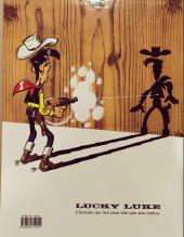 Verso de Lucky Luke -35b14- Jesse James