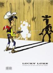 Verso de Lucky Luke -37b14- Canyon Apache