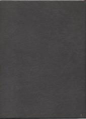 Verso de Lucky Luke (Intégrale luxe) -5E- Tomes 21 à 25