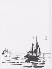 Verso de Corto Maltese (Intégrales en coffret) -INT5b- La maison dorée de Samarkand