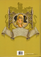 Verso de Robin Hood (Brrémaud/Loche) -2- Morrigane