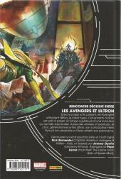 Verso de Avengers - La Rage d'Ultron - La Rage d'Ultron