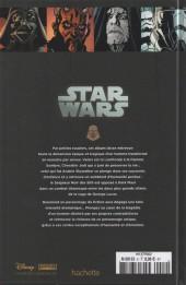 Verso de Star Wars - Légendes - La Collection (Hachette) -2V- Le Côté Obscur - V. Le destin de Dark Vador