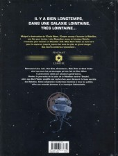 Verso de Star Wars (Delcourt / Disney) -5- Épisode V - L'Empire contre-attaque