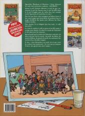 Verso de Les profs -1a2001- Interro surprise