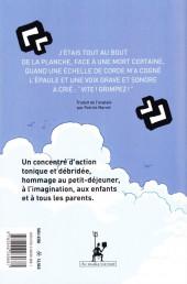 Verso de (AUT) Boulet - Par bonheur, le lait