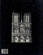 Verso de Le templier de Notre-Dame -1- L'envoûtement