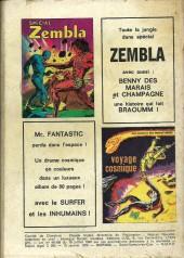 Verso de Yuma (1re série) -147- Le trésor de l'Esmeralda