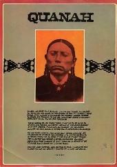 Verso de Comanche Moon