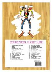 Verso de Lucky Luke -5d11- Lucky luke contre pat poker