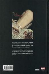 Verso de Deadpool (Marvel Dark) -3- Deadpool massacre les classiques