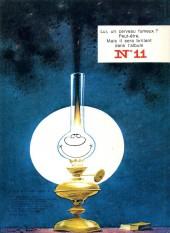 Verso de Gaston -10a1980- Le géant de la gaffe