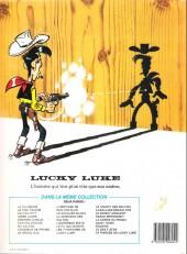 Verso de Lucky Luke -39a86- Chasseur de primes