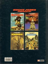 Verso de Bruce Jones présente -6- La corde raide
