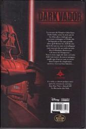 Verso de Star Wars - Dark Vador -1ES- La Purge Jedi