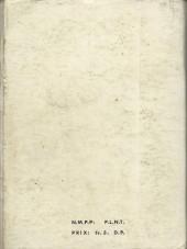 Verso de Zembla (Spécial) -Rec11- Album N°11 (du n°31 au n°33)