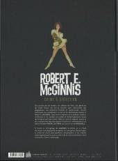 Verso de (AUT) McGinnis -1- Crime & Séduction