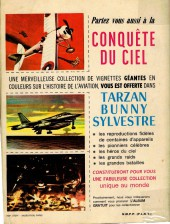 Verso de Rin Tin Tin & Rusty (2e série) -Rec33- Album N°33 (du n°9 au n°11)