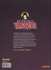 Verso de Vampirella (Anthologie Delirium) -1- Anthologie Volume 1