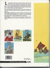 Verso de Les 7 Vies de l'Épervier -2a1988- Le temps des chiens
