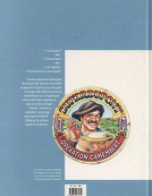 Verso de SuperDupont -3c15- Opération Camembert
