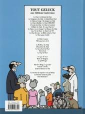 Verso de Le chat -2c15- Le Retour du Chat