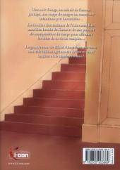 Verso de Blood alone -5a- Tome 5