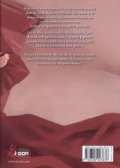 Verso de Blood alone -6a- Tome 6