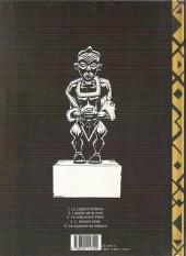 Verso de Jimmy Tousseul -3a92- Le crépuscule blanc