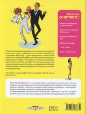 Verso de Pour les nuls en BD -4- Le mariage pour les nuls en bd