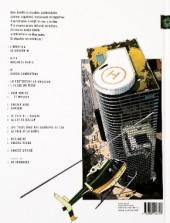 Verso de Largo Winch -1GF2- L'héritier