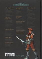 Verso de Lanfeust et les mondes de Troy - La collection (Hachette) -35- Les Guerrières de Troy - Yquem le généreux