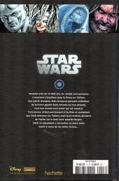 Verso de Star Wars - Légendes - La Collection (Hachette) -32- La Genèse des Jedi - II. Le prisonnier de Bogan