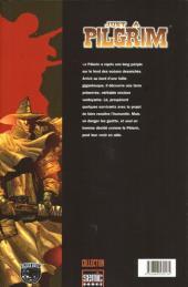 Verso de Just a pilgrim -2- Le jardin d'Eden