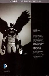 Verso de DC Comics - Le Meilleur des Super-Héros -8- Batman - La Cour des hiboux - 2e partie
