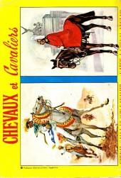 Verso de Rin Tin Tin & Rusty (2e série) -121- Le chef-d'œuvre de Rintintin