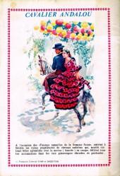 Verso de Rin Tin Tin & Rusty (2e série) -145- Le fils du major Swanson
