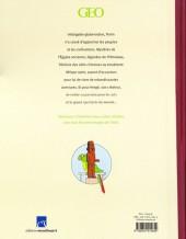 Verso de Tintin - Divers -74TL- Les arts et les civilisations vus par le héros d'Hergé