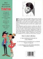 Verso de Modeste et Pompon (Franquin) -INT2- Modeste et Pompon