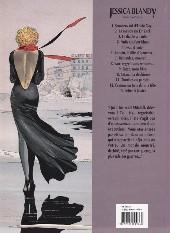 Verso de Jessica Blandy -2a1997- La maison du Dr Zack