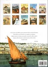 Verso de Carnets d'Orient -3c12- Les fils du sud