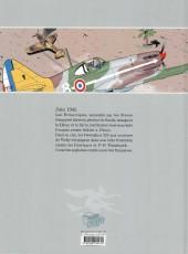 Verso de Ciel de guerre -3- Alerte en Syrie