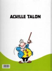 Verso de Achille Talon -14c15- Achille talon et le mystère de l'homme à deux têtes