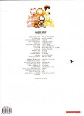 Verso de Garfield -46ES- Moi, gourmand ?