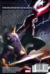 Verso de Captain America (Marvel comics - 1968) -INT12- No Escape