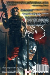 Verso de Captain America (Marvel comics - 1968) -INT13- The Trial of Captain America