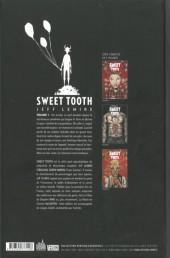 Verso de Sweet Tooth -1- Volume 1